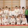 Judograduering børn februar 2014