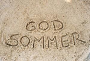 God-sommer-i-sand